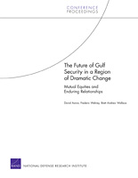 Cover: The Future of Gulf Security in a Region of Dramatic Change