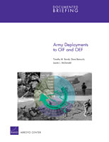 Cover: Army Deployments to OIF and OEF