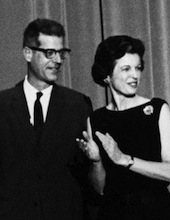 Beverly and Harry Rowen