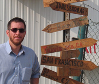 Bestselling writer Andrew Carroll visiting troops deployed to Iraq, Afghanistan and Kuwait to preserve their stories