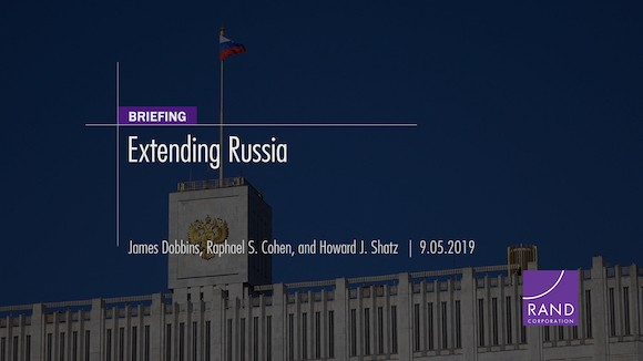 RAND's James Dobbins, Raphael Cohen, and Howard Shatz discuss nonviolent, cost-imposing options that the United States and its allies could pursue to stress Russia