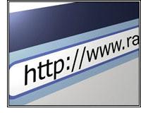 a website URL