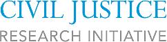Civil Justice Research Initiative