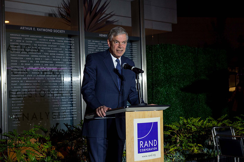 Photos from An Evening with RAND event on November 14, 2019