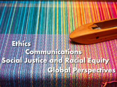 Ben Boudreaux teaches an Ethics course