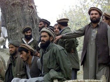 Afghan al Qaeda members captured in Decemeber 2001