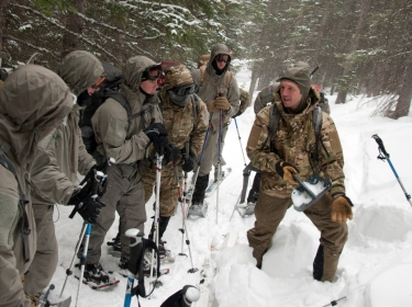 A Special Forces Master Mountaineering Course