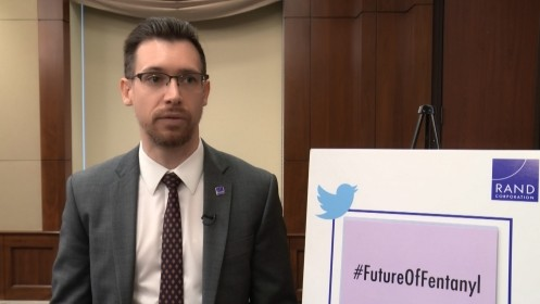 Bryce Pardo discusses the past, present, and possible futures of fentanyl in the United States in an overview of a September 13th congressional briefing.