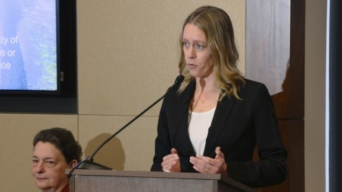 In this congressional briefing video, Sarah Weilant discusses four elements key for building resilience into transportation projects and gives recommendations for policymakers.