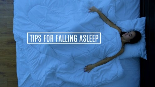 Tips for Falling Asleep