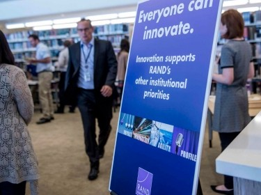 Innovation Roadshow at RAND