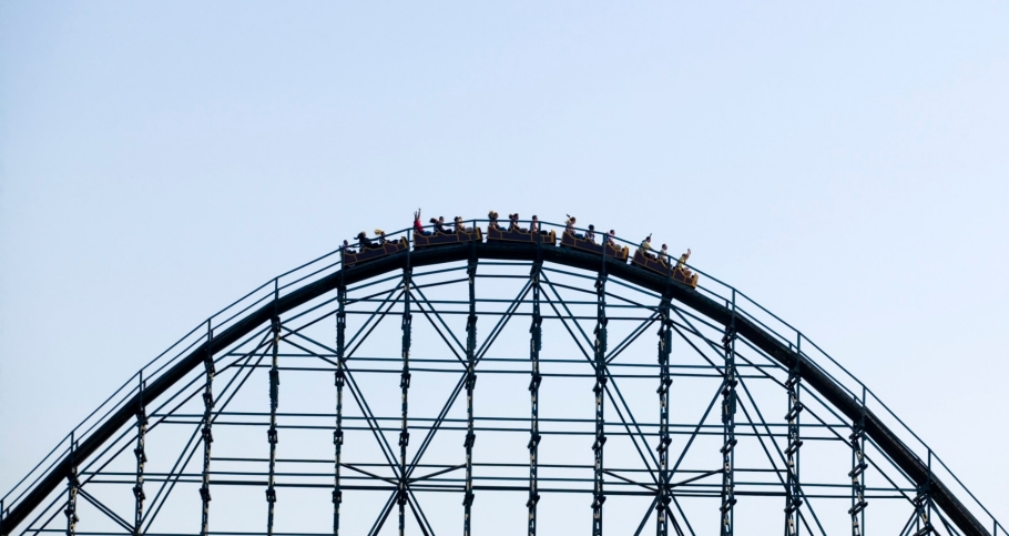 roller coaster cover image MG949