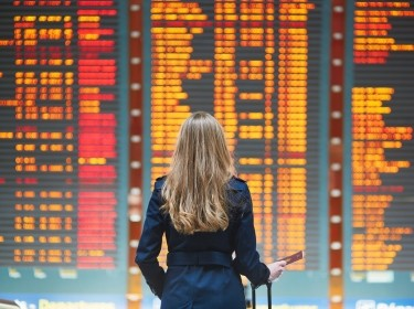 adult, airline, airport, arrival, back, baggage, blond, board, business, businesswoman, canceled, caucasian, check-in, communication, commute, commuter, delayed, departure, destination, display, elegant, flight, girl, holiday, human, information, international, luggage, panel, passenger, people, person, plane, schedule, suitcase, terminal, timetable, tourist, transfer, transportation, travel, traveler, trip, white, woman, young, orange, passport