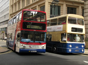 West Midlands bus