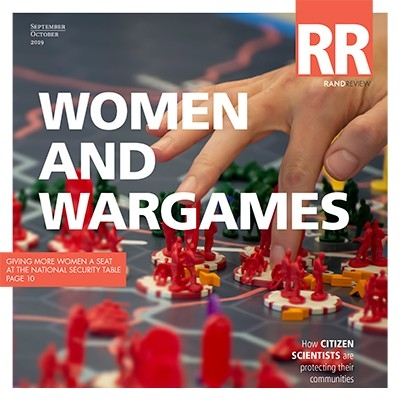 RAND Review September-October 2019 cover image